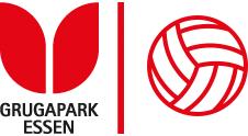Logo Beachvolleyball im Grugapark